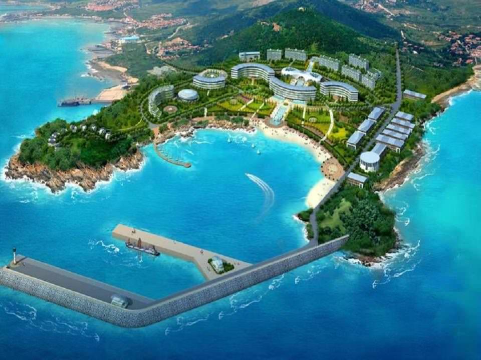 山东青岛国家深海基地一期工程陆域项目