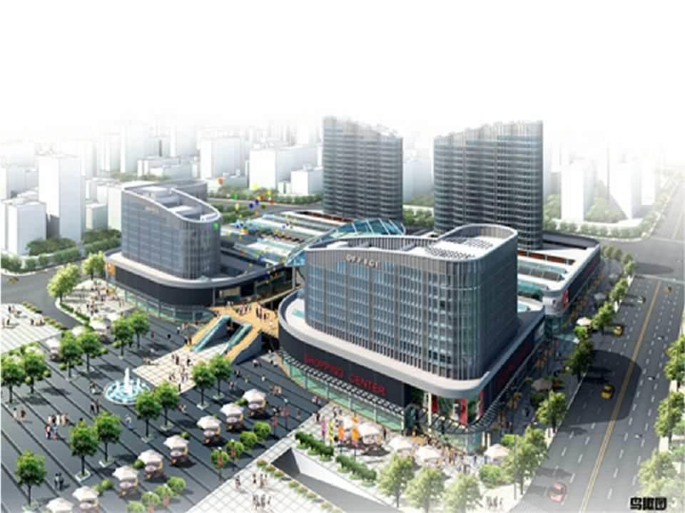 山东潍坊中亚商贸城