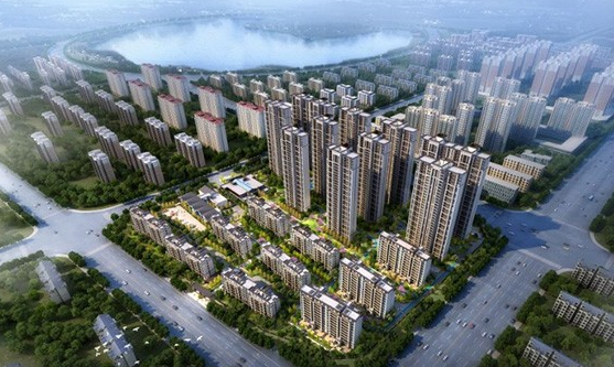 河南省周口市法姬娜新城国际二期