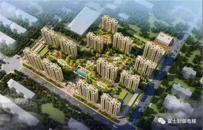 甘肃省定西市安定区2019年城市老旧住宅加装电梯