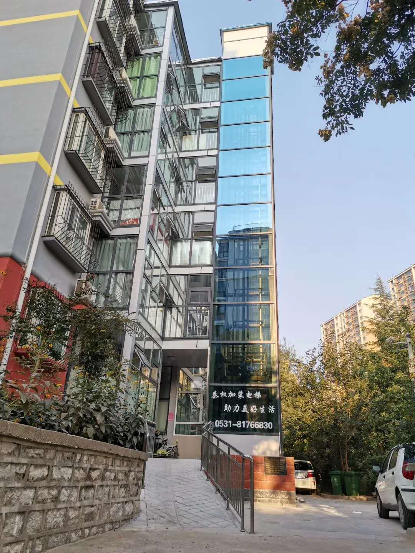13-山东省济南市铁路南苑加装项目