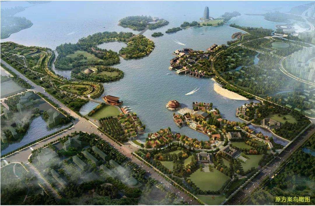 青铜帝国铜文化产业园集聚区二期