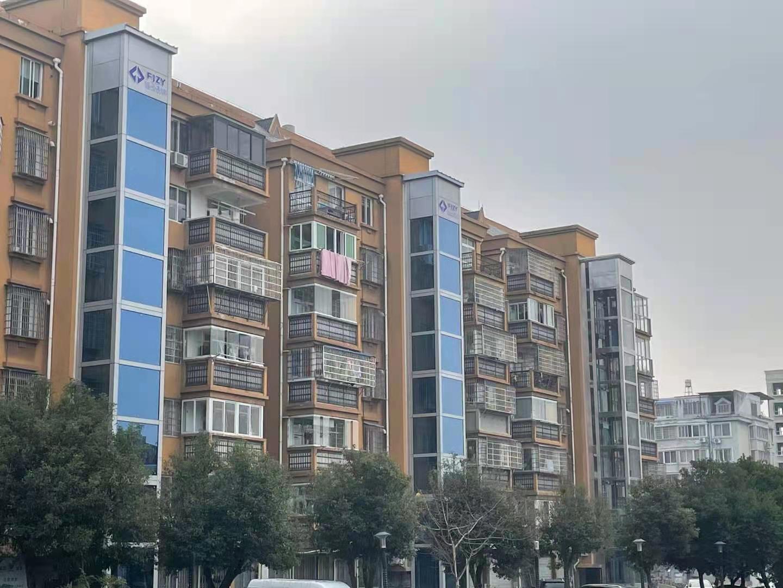 浙江丽水云天公寓项目